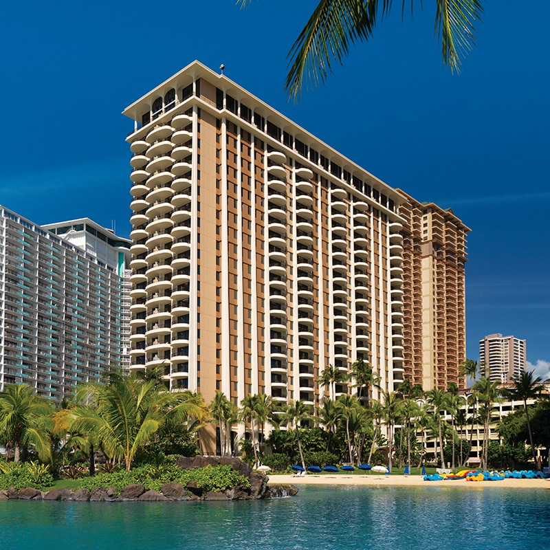 Lagoon Tower by Hilton Grand Vacations Club